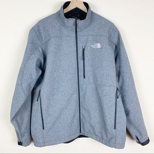 The North Face Mens Gray Jackie Size XL